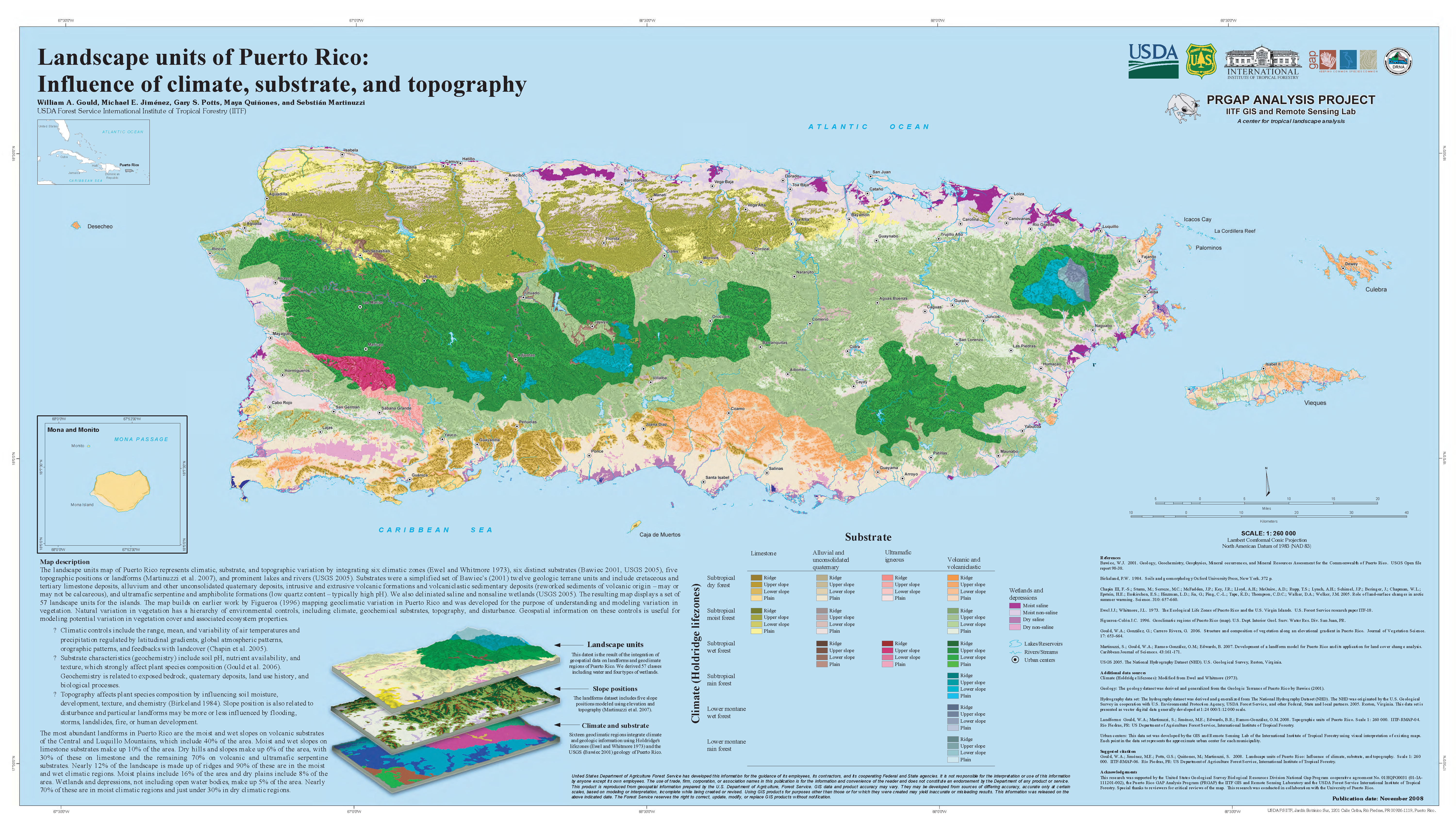 an analysis of puerto rico Iii executive summary the city of san juan, puerto rico is a densely populated, culturally diverse area with many districts in varying degrees of development.